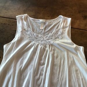 Hanro Nightgown Large